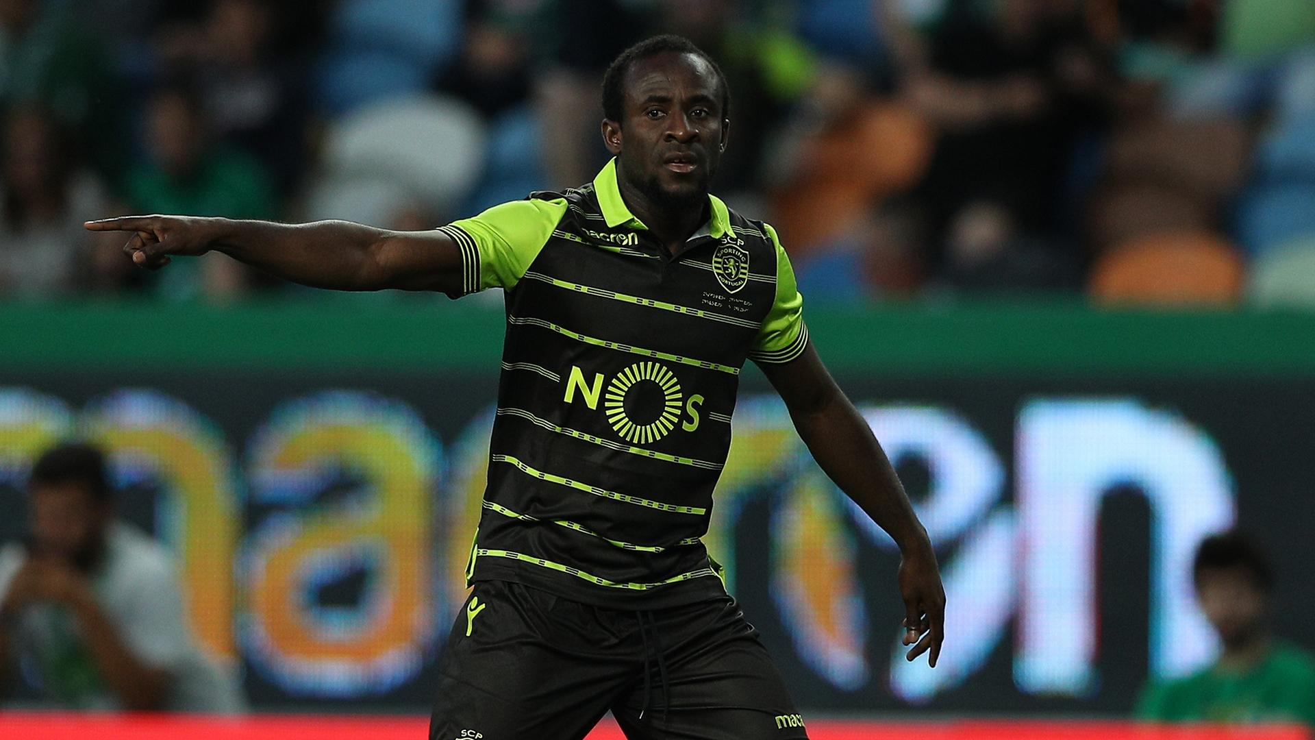 Seydou Doumbia Sporting CP