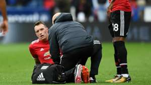 Phil Jones Manchester United Premier League