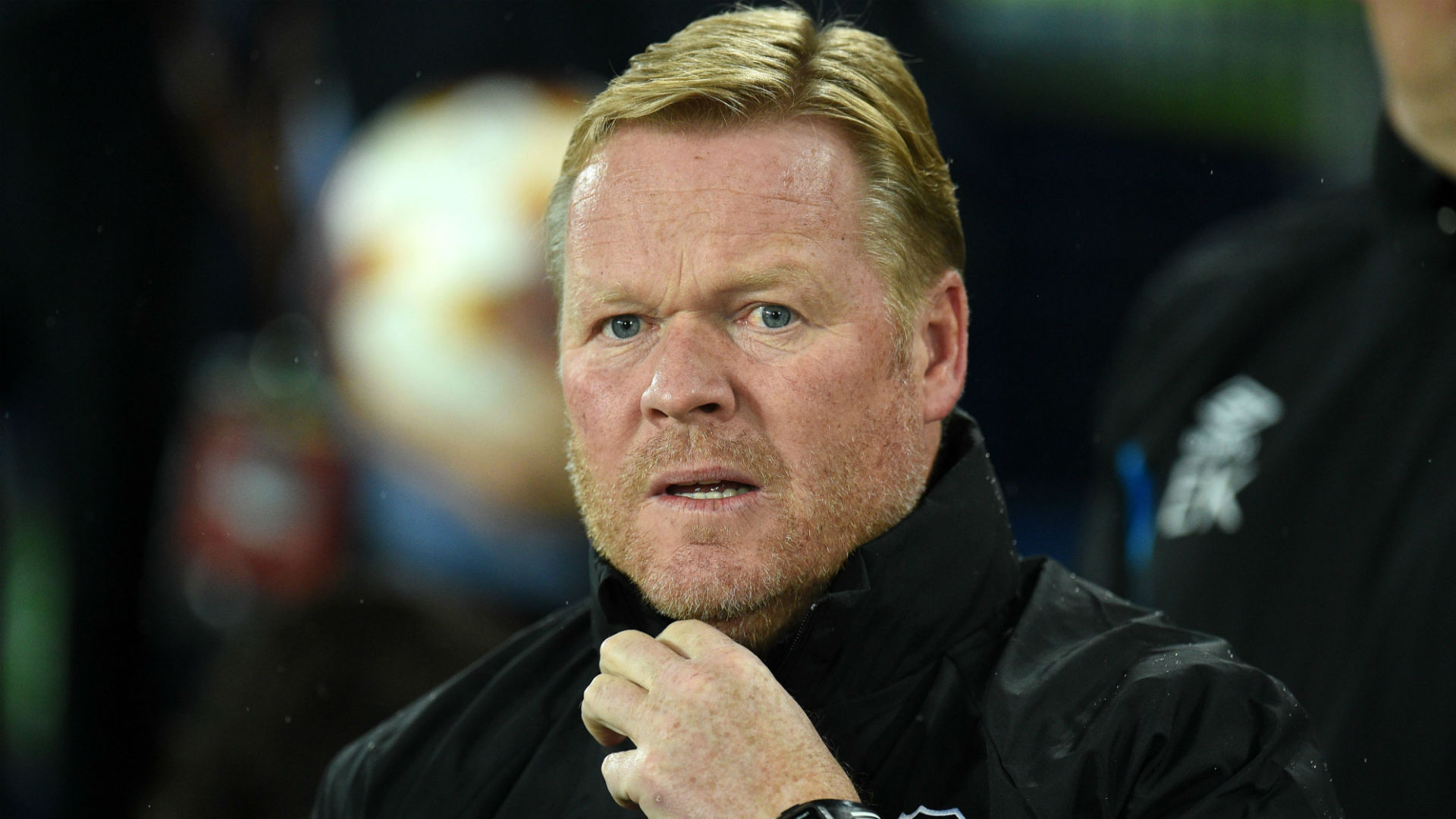 HD Ronald Koeman Everton Europa League