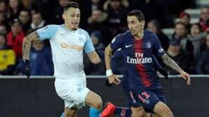 Duje Caleta-Car Angel Di Maria PSG Marseille Ligue 1 17032019