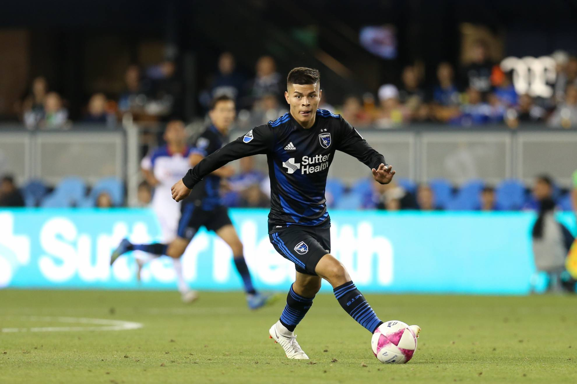Eric Calvillo San José Earthquakes MLS