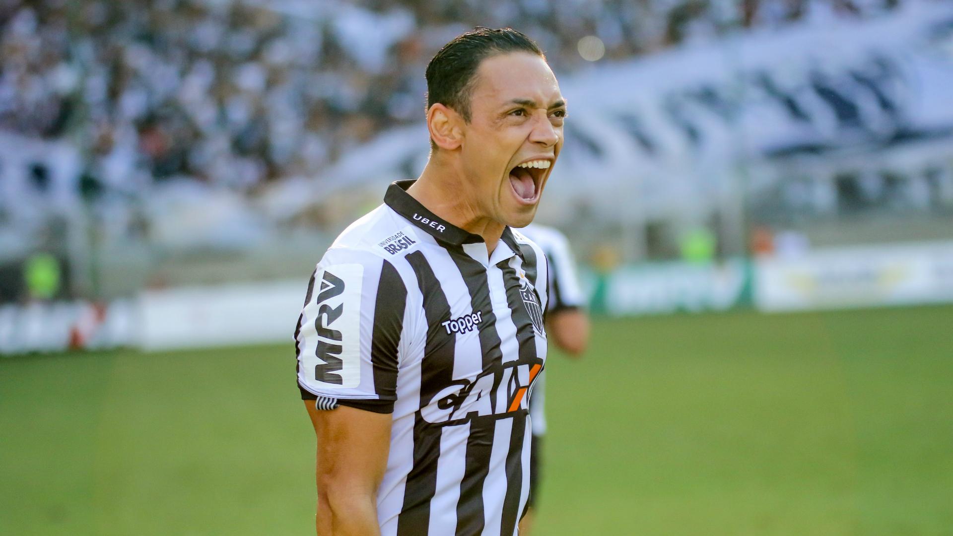 Ricardo Oliveira Atlético-MG Cruzeiro Campeonato Mineiro 01042018