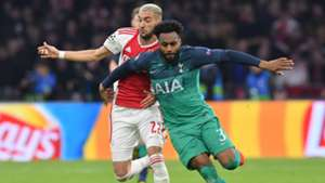 Danny Rose Tottenham Ajax Champions League 2019
