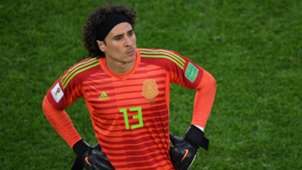 Guillermo Ochoa Mexico World Cup 2018