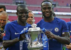 Following Victor Moses' first English FA Cup title, Goal takes a look at Africans who at one point in time lifted the world's oldest football diadem