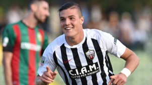 Andrea Favilli Ternana Ascoli Serie B 10212017
