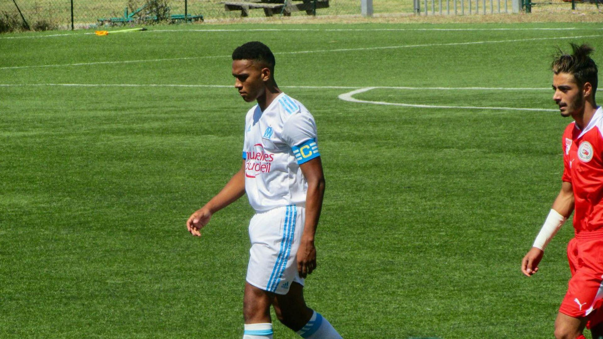 Yannis Kari Marseille U19