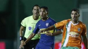 Emanuel Reynoso Banfield Boca Fecha 16 Superliga Argentina 180212018