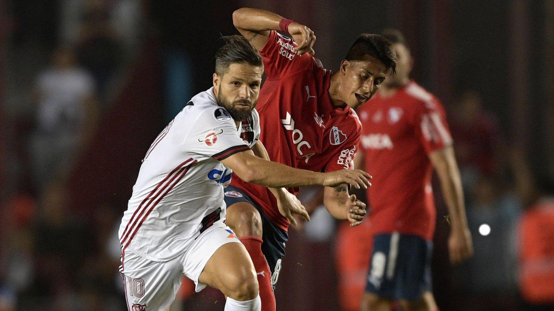 Diego Independiente Flamengo Copa Sudamericana 06122017