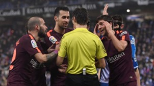 Espanyol Barcelona Copa del Rey 17012018