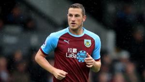 Chris Wood Burnley Premier League 2018-19