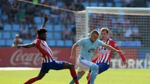 THOMAS CELTA ATLETICO MADRID LALIGA