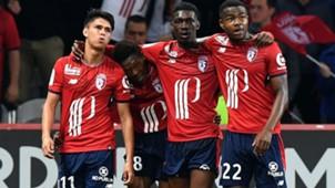 Lebo Mothiba Lille Dijon Ligue 1 12052018