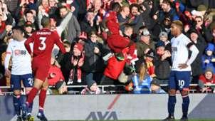 Sadio Mane Liverpool Bournemouth