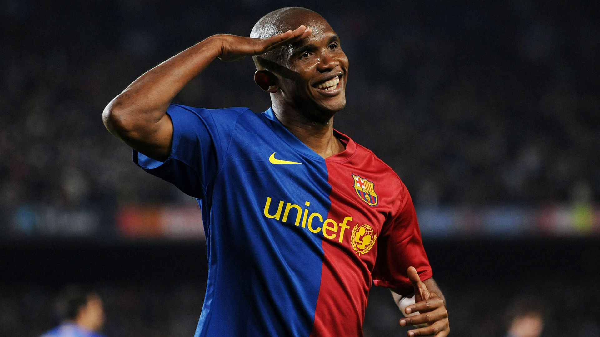 Samuel Eto'o confirms his retirement