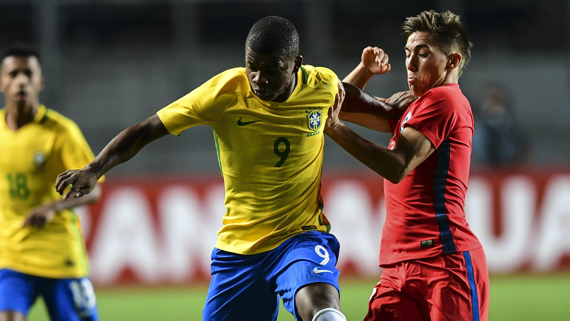 Lincoln, Brazil, U17 World Cup