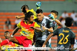 Selangor United, Terengganu City, FAM Cup, 06092018