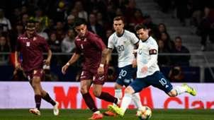 Lionel Messi Argentina Venezuela Friendly 22032019