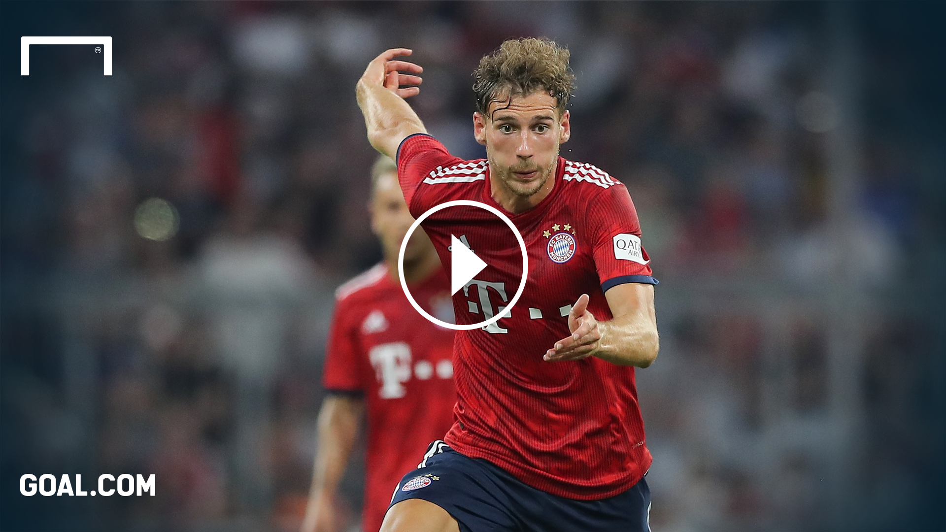 VIDEO Leon Goretzka FC Bayern München 05082018