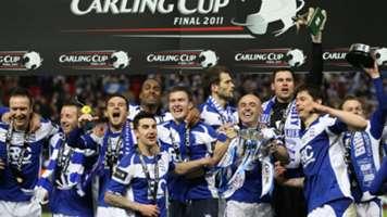 Birmingham City League Cup 2011