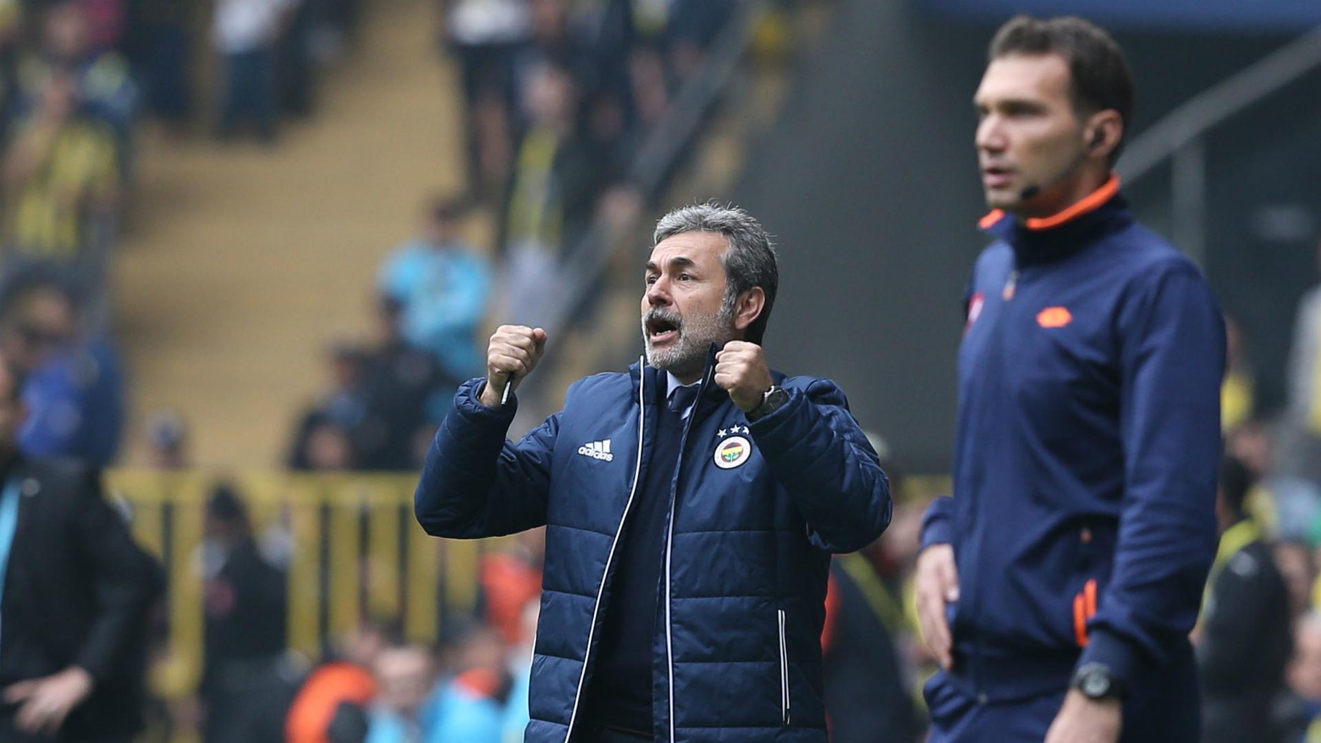 Bursaspor Fenerbahce 050618 Aykut Kocaman