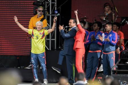 Jose Pekerman Bienvenida Colombia
