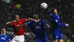 Wayne Rooney Everton Manchester United 2003