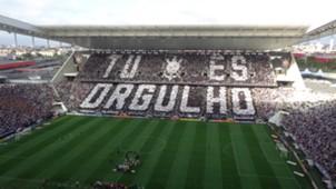 Arena Corinthians - Mosaico - 23/04/2017
