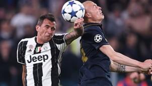 Mandzukic Raggi Juventus Monaco Champions League