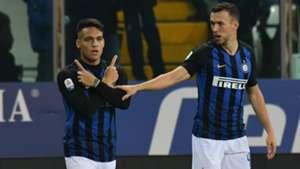 Parma Inter Lautaro Martinez Perisic