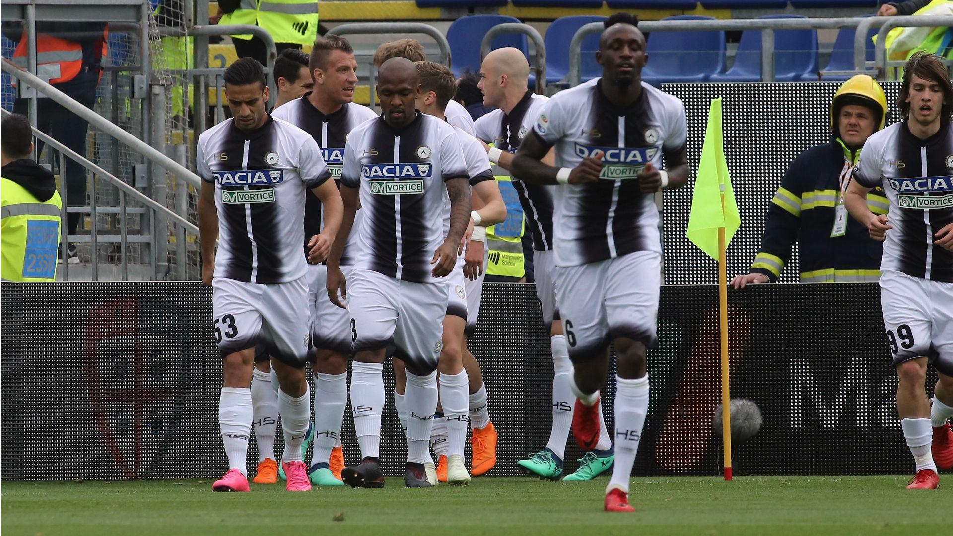 Cagliari Udinese Serie A
