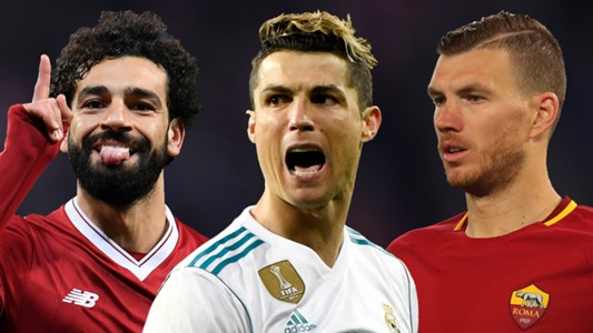 Image result for Madrid Face Bayern, Liverpool Face Roma In Champions League Semis