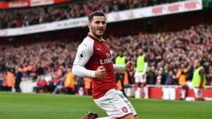 Sead Kolasinac Arsenal Swansea City Premier League