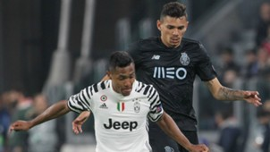 Alex Sandro Juventus Porto UCL