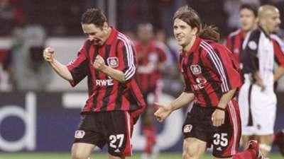 Leverkusen Manchester United UCL 30042002