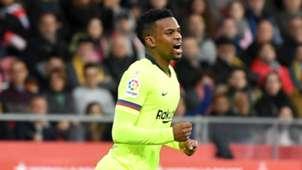 Nelson Semedo Barcelona 2018-19