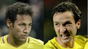 Gatagov vs Neymar