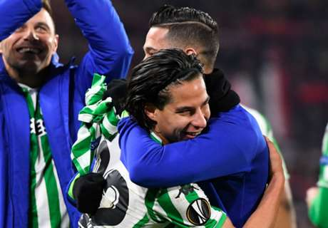 WATCH: Lainez scores dramatic first Betis goal