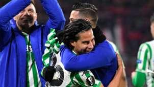 Diego Lainez Real Betis