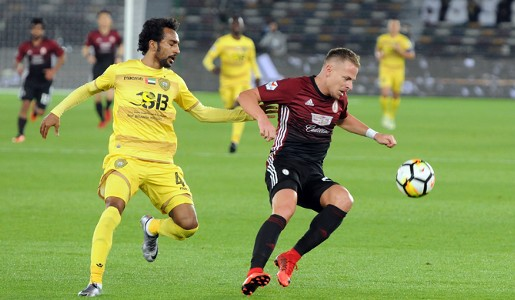 Arabian Gulf League - Al Wahda vs. Al Wasl