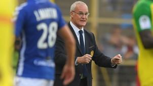 Claudio Ranieri Strasbourg Nantes Ligue 1 24092017