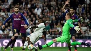 Vinicius Real Madrid Barcelona Copa del Rey 27022019