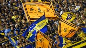 Hinchas Boca Defensa y Justicia Superliga Argentina Fecha 22 08042018