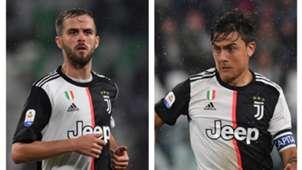 Pjanic Dybala - Juventus