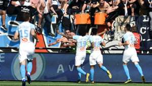 Luiz Gustavo Guingamp Marseille Ligue 1 20042019