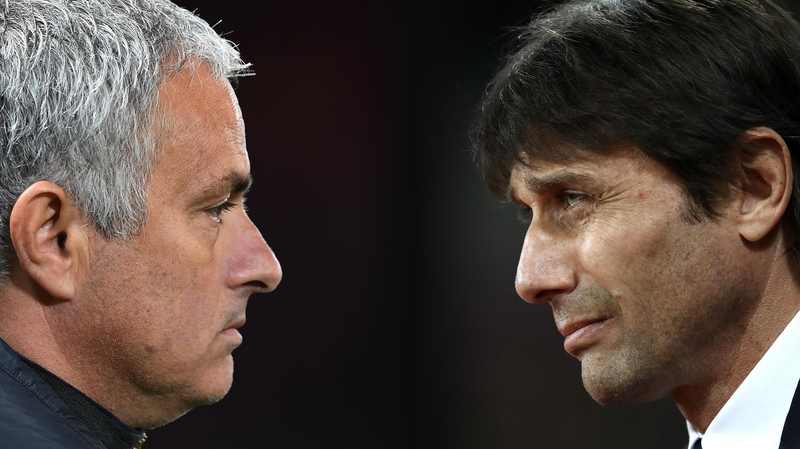 Mourinho sbeffeggia Conte in conferenza stampa: