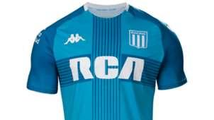 Racing Camiseta Alternativa Copa Sudamericana 2019