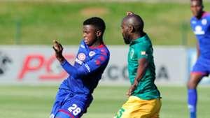 Teboho Mokoena, SuperSport United & Sandile Zuke, Golden Arrows