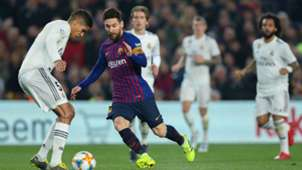 MESSI VARANE BARCELONA REAL MADRID COPA DEL REY