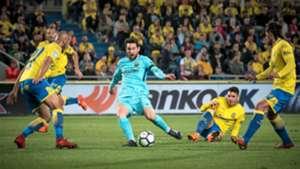 Lionel Messi Las Palmas Barcelona LaLiga 01032018